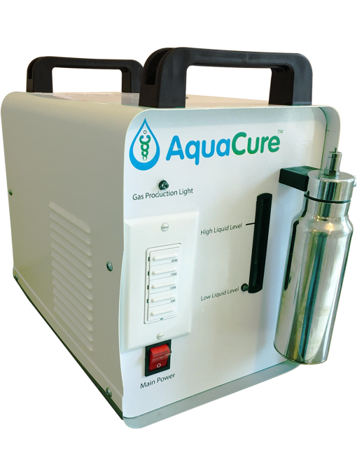 Molecular Hydrogen Therapy Machine - AquaCure by Eagle Research