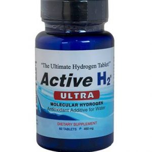 Molecular Hydrogen Tablet Supplementation Therapy